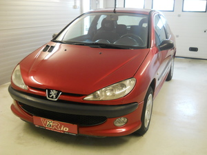 eladó Peugeot-206-1.4-Color-Line- használtautó