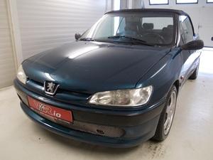 eladó Peugeot-306-1.8-Cabrio-Pininfarina használtautó