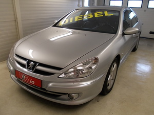 eladó Peugeot-607-2.7-V6-HDI-Executive-Titane-Tiptronic- használtautó
