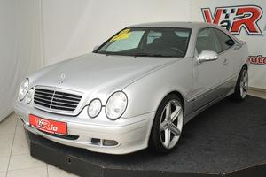eladó Mercedes-CLK-200-Kompressor-Elegance használtautó