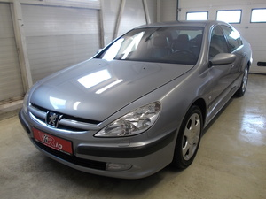 eladó Peugeot-607-3.0-V6-Personnalisée- használtautó