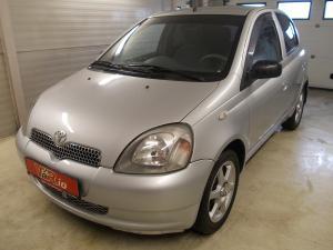 eladó Toyota-Yaris-1.3-Linea-Sol használtautó