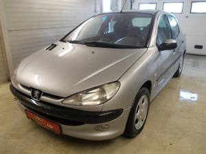 eladó Peugeot-206-2.0-HDi-Premium használtautó