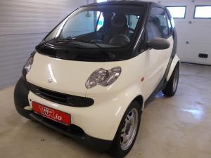 eladó Smart-ForTwo-0.6-Pulse-Softip-Coupe használtautó