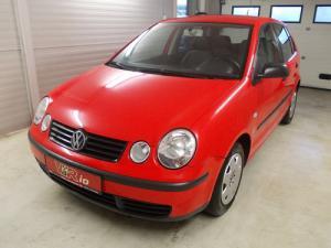 eladó Volkswagen-Polo-1.4-16V-Trendline használtautó