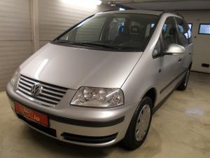eladó Volkswagen-Sharan-1.9-TDI-Trendline- használtautó