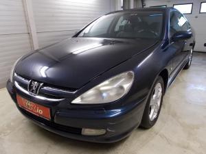 eladó Peugeot-607-2.2-HDi-Supreme használtautó