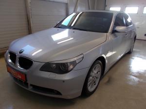 eladó BMW-520-i-Limusine-Automata-Benzin-Gáz használtautó