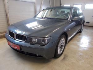 elad� BMW-730D-Limusine haszn�ltaut�