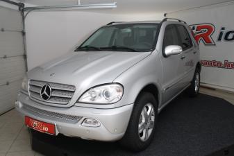 elad� Mercedes-ML270-Cdi-4x4-Special-Edition haszn�ltaut�