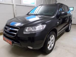 eladó Hyundai-Santa-Fe-2.2-CRD-4WD-AUTOMATA-PREMIUM használtautó