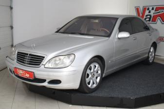 elad� Mercedes-S-500-Long-4Matic-Automata haszn�ltaut�
