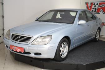 elad� Mercedes-S-320-cdi-Automata haszn�ltaut�