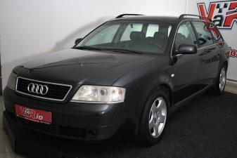 elad� Audi-A6-Avant-2.5-TDi-Quattro-Tiptronic haszn�ltaut�