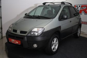 eladó Renault-Scenic-1.9-DCi-RX4-MESTERHÁRMAS-AJÁNLAT használtautó