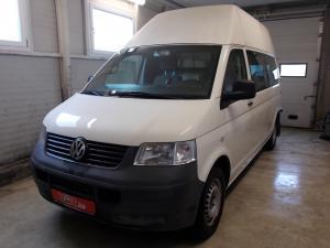 eladó Volkswagen-Transporter-2.5-TDi-4-MOTION-Comfortline-4X4-Magasított használtautó