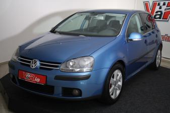 eladó Volkswagen-Golf-V-1.9-TDi-Comfortline használtautó