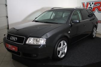 elad� Audi-A6-Avant-2.5-TDi-Tiptronic haszn�ltaut�