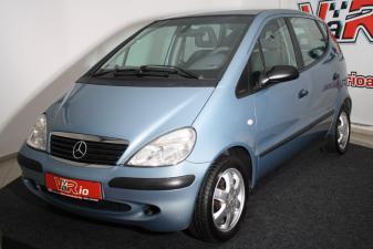 eladó Mercedes-A170-Lang-CDi-Classic-Style használtautó