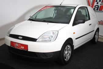 eladó Ford-Fiesta-1.4-TDCi-Van- használtautó