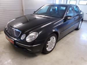 elad� Mercedes-E-320-CDi-Avantgarde-Automata haszn�ltaut�