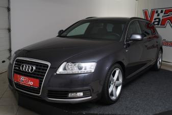 elad� Audi-A6-Avant-3.0-TDi-Quattro-Tiptronic-S-line haszn�ltaut�