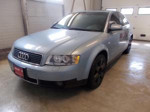 elad� Audi-A4-1.8T-Quattro-MUltitronic haszn�ltaut�