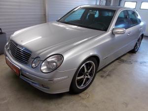 elad� Mercedes-E320-Automata-Elegance haszn�ltaut�
