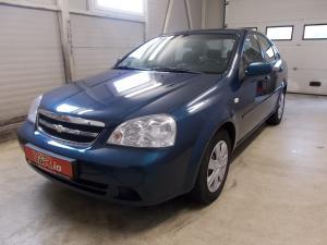 eladó Chevrolet-Lacetti-1.4-16V-sedan használtautó
