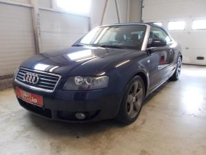 eladó Audi-A4-Cabrio-2.5-V6-TDi- használtautó