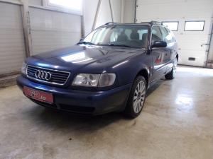 elad� Audi-A6-Avant-2.6-V6-Quattro-Automata haszn�ltaut�