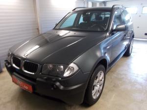elad� BMW-X3-2.0i-4X4 haszn�ltaut�