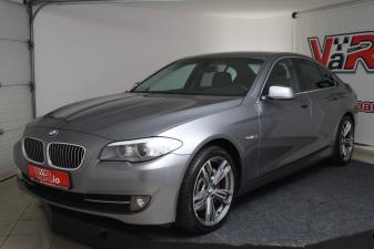 eladó BMW-525D-Automata-Állófűtés!!! használtautó