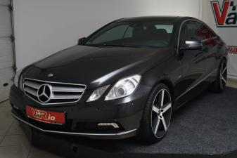 eladó Mercedes-E-350-CDI-Coupe-Automata-Avantgarde-BlueEfficiency használtautó