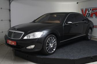 elad� Mercedes-S-420-L-CDi-Automata-Long haszn�ltaut�