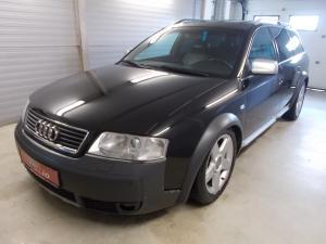 eladó Audi-A6-Allroad-2.5-TDi-Quattro-Tiptronic használtautó