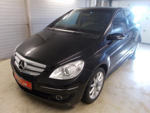 eladó Mercedes-B-200-CDi-Automata-Avantgarde használtautó