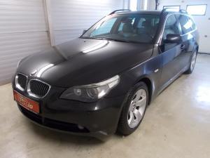 eladó BMW-525-D-Touring használtautó