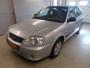eladó Hyundai-Accent-1.5-CRDi-Flair használtautó