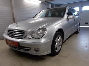eladó Mercedes-C-200-T-CDi-Elegance használtautó