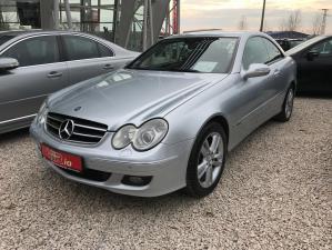eladó Mercedes-CLK-320-CDi-Avantgarde használtautó