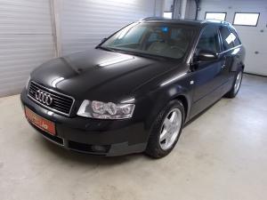 eladó Audi-A4-Avant-2.5-TDi-S-Line használtautó