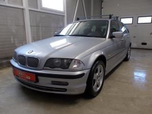 eladó BMW-320-D-Touring használtautó