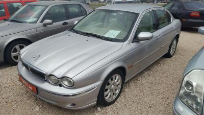 eladó Jaguar-X-Type-2.5-Sport-Automata használtautó