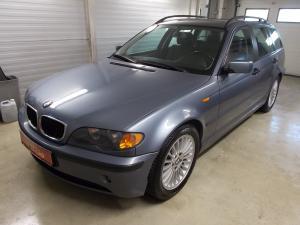 eladó BMW-320D-Touring-Automata használtautó