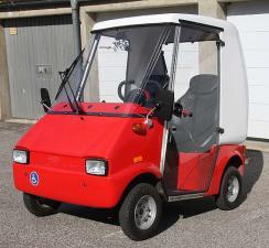 eladó Geo-Graf-Carello-Elektromos-autó- használtautó