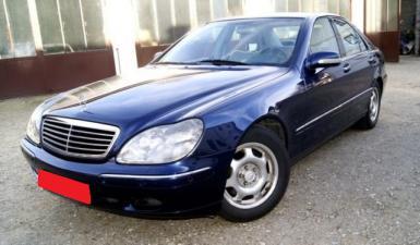 eladó Mercedes-S320-Avantgarde-ALKATRÉSZ! használtautó