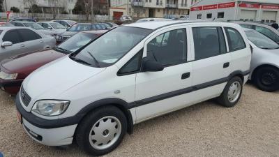 eladó Opel-Zafira-2.0-DTi-7-Személyes használtautó