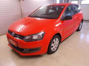 eladó Volkswagen-Polo-1.2-Style-5-ajtós használtautó