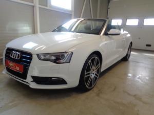 eladó Audi-A5-Cabrio-2.0-CR-TDi-Sline-Multitronic-Gyönyörű!!! használtautó